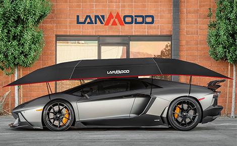Il riparo per auto Lanmodo quattro stagioni—il regalo migliore per il vostro nuovo veicolo