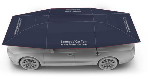Tenda Semiautomatica per Auto Quattro Stagioni Lanmodo Pro