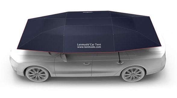 Tenda Semi-automatica per Auto Portatile Lanmodo